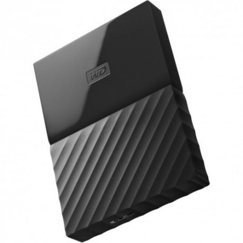 External HDD WD NEW MY PASSPORT 4TB