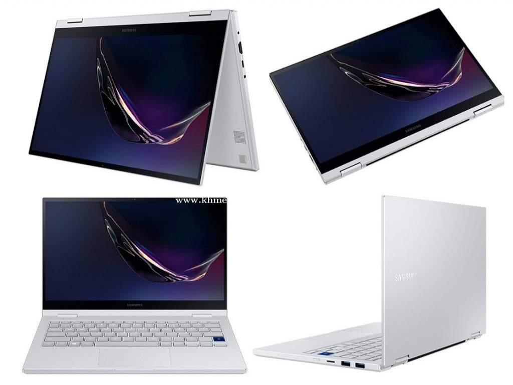 Samsung-Galaxy book plex a(2i n1) touch. 13.3