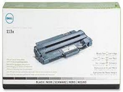 Printer Dell Mono Laser 1130 ( A4 ) / Toner 113X