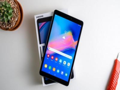 Samsung tab A8.0