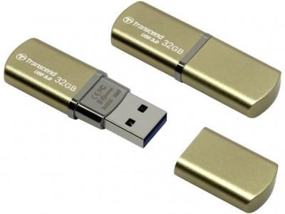 Transcend Jetflash 820 32Gb, Gold USB 3.0