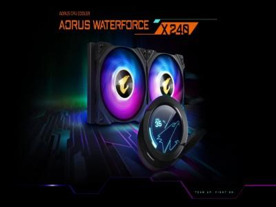 AORUS WATERFORCE X240