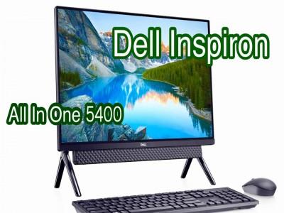 Dell Inspiron AIO 5400 None T Black I7