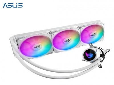 ROG STRIX LC360 RGB WHITE EDITION