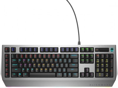 Keyboard Dell Alienware pro Gaming keyboard-AW768