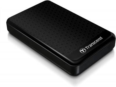 Ext StoreJet Black Transcend 3.0