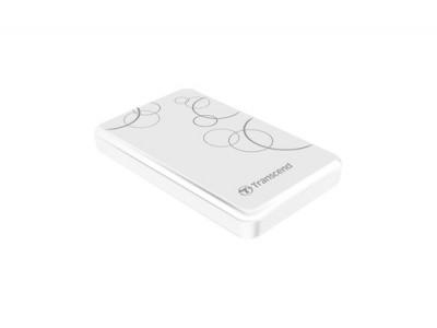 Ext StoreJet White Transcend 3.0