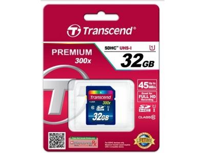 Memory Transcend 32GB
