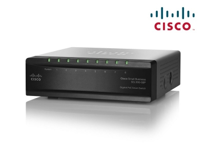 Cisco Switch SLM2008PT-EU