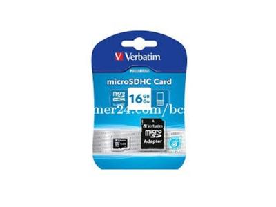 Verbatim Micro Card 16GB