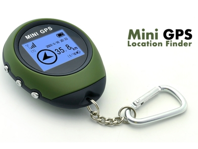 PG03 Mini GPS