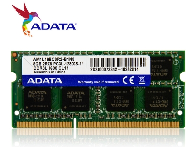 Laptop Ram 8GB DDR3L