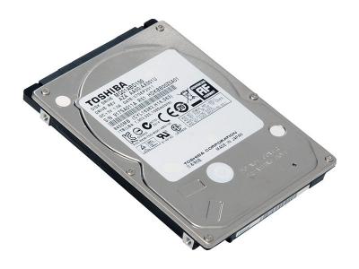 Toshiba HDD 1TB 2.5