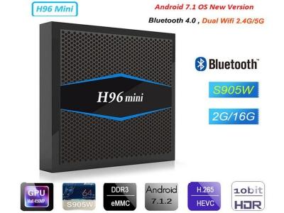 TV BOX 4K H96 Mini
