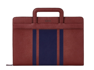 OROTON office bag Bristol A4 Folio With Handle