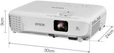 LCD Projector Epson EB-X05 XGA (1024x768), 3300lum