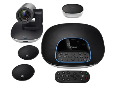 Logitech Group HD Video & Audio Conferencing 960-0