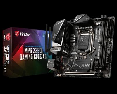 M/B MSi MPG Z390I GAMING EDGE AC (MiNi)