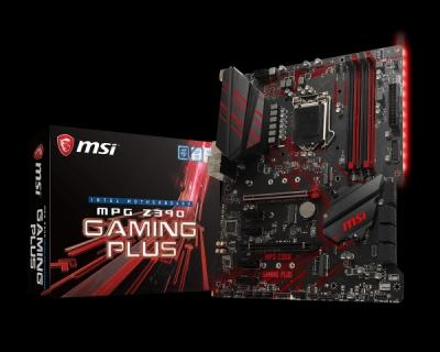 M/B MSi MPG Z390 GAMING PLUS (HM)