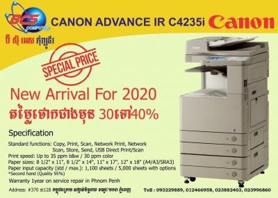 Printer Canon Advance IR C4235i
