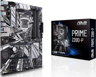 ASUS M/B Prime Z390-P