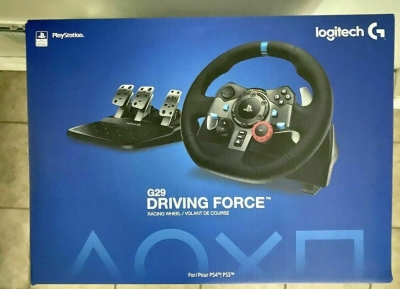 Game Logitech G29 Driving Force