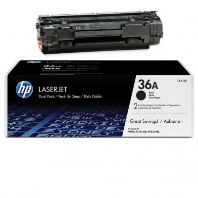 Toner Cardritge HP Laser 36A (CB436A)