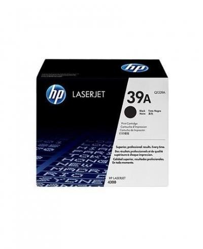 Toner Cartridge HP Laser 39A (Q1339A)