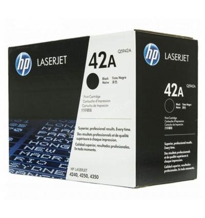 Toner Cartridge HP Laser 42A (Q5942A)