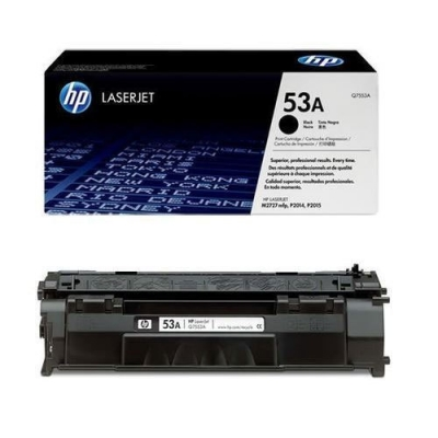 Toner Cartridge HP Laser 53A (Q7553A)
