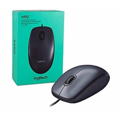 Mouse Optical Logitech M90- Black