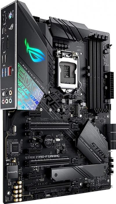 ASUS M/B ROG STRIX Z390-F Gaming
