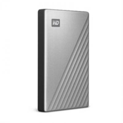 External HDD WD MY PASSPORT Ultra 1TB Silver