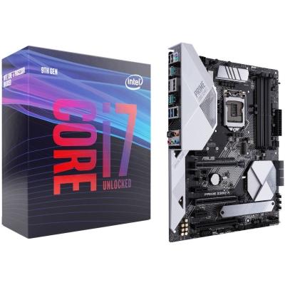 CPU Intel Core i7-9700K 3.6GHz, 12MB Cache, 8 Core