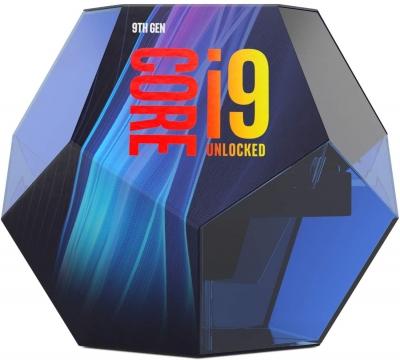 Intel Core i9-9900K 3.6GHz 8 Cores