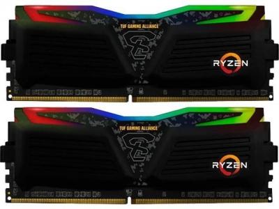 Ram DDR4-3200MHz 8GB Geil Desktop SUPER LUCE RGB S
