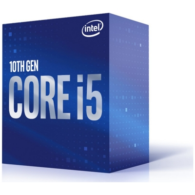 CPU Intel Core i5-10600 3.3GHz, 12 MB Intel® Smar