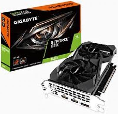 Gigabyte GV-N1650OC-4GD GTX1650 4GB