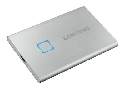 SAMSUNG T7 External SSD 1TB Touch With Finger Prin