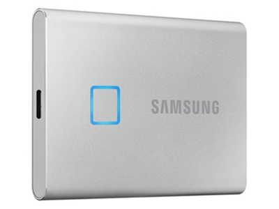 SAMSUNG T7 External SSDFinger P 2TB Touch With rin