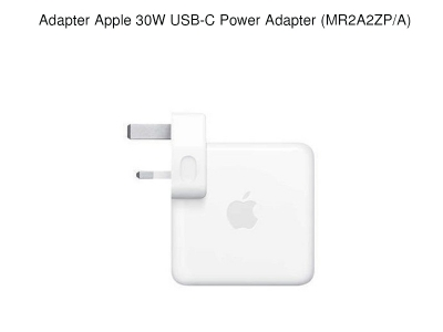 Adapter Apple 30W USB-C (MR2A2ZP/A)