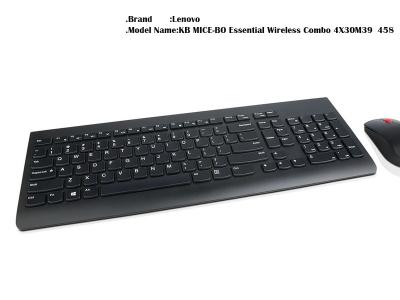 Lenovo KB MICE- BO Essential  Wireless Combo 4X30M