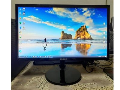 LED Monitor SAMSUNG LS22F350FHEXXT 21.5'