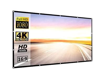 Portable Projector Screen 25 (P25-W01) 16:9,32x54c