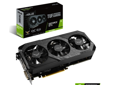 VGA TUF 3-GTX1660S-O6G - GAMING  (3Fan)
