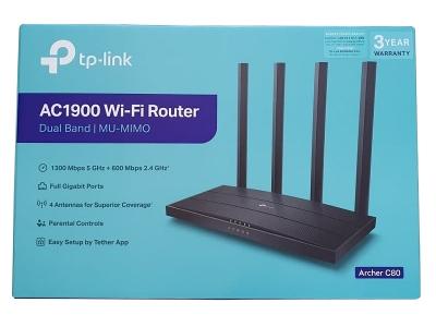 Tp-Link Archer C80 Gigabit router
