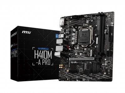 MSI MB H410M-A Pro