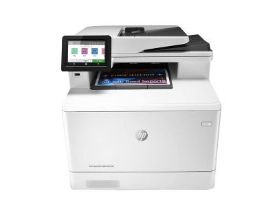 Printer HP Color MFP M479DFW     All in one