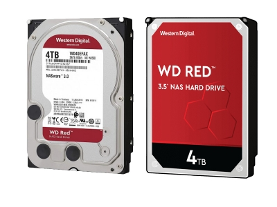 WD40EFAX 4TB WD Red Internal Hard Drive