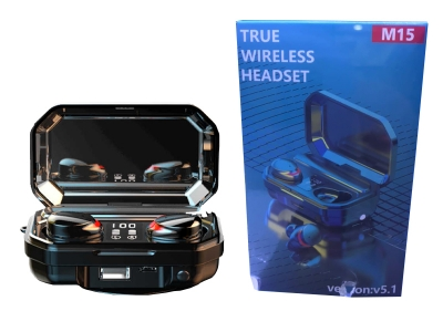TWS M-15 Wireless Headset